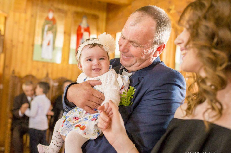 Daria – ziua botezului