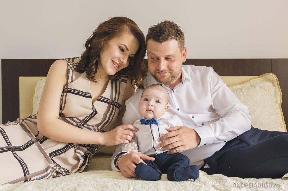 Razvan – ziua botezului